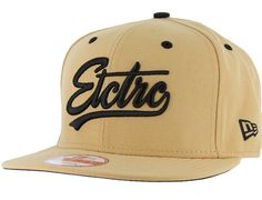 "ELECTRIC x NEW ERA ""Harland"" 9Fifty Snapback Cap"