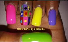 Nail-Art-A-Go-Go: Round and Square