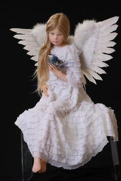 Beautiful doll by Laura Scattolini