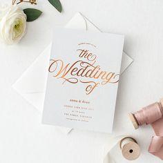 Tropical Wedding Invitation Suite Deposit  Tropical Palm Leaf