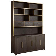 Hooker Furniture Curata Buffet with Credenza