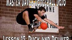 Master Daves Dodgeball Dojo - YouTube