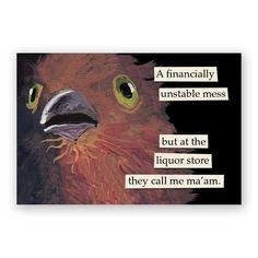 TROUBLED BIRDS – The Mincing Mockingbird & The Frantic Meerkat