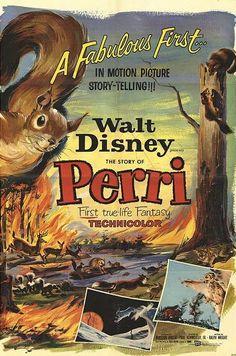 The Disney Films: Perri 1957