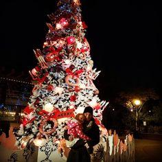 Christmas in Balboa Park. #christmas #winter #sandiego #balboapark