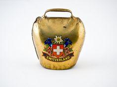 Switzerland Brass Cow Bell