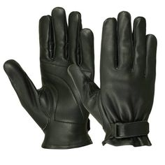 Men's Unlined Technaline Leather Gloves - Top Quality Motorcycle Gloves Mens Gloves, Leather Gloves, Deerskin Gloves, Motorcycle Gloves, Deer Skin, Palm, Water, Womens Fashion, Style