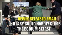 #HillarysHealth is turning into one of the hottest campaign topics of the 2016…
