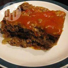 Pain de viande de ma mère @ qc.allrecipes.ca