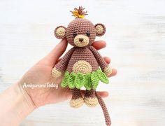 Amigurumi Cuddle Me Monkey-Free Pattern - Amigurumi Free Patterns