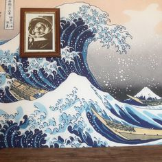 JAPANESE WALLPAPER by WALLPAPERS4BEGINNERS on Etsy