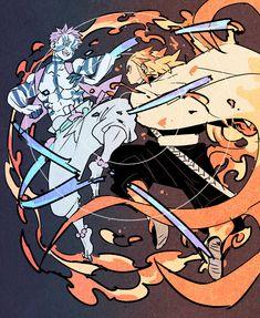 Cool Anime Wallpapers, Animes Wallpapers, Demon Slayer, Slayer Anime, Manga Art, Anime Art, Character Art, Character Design, Dope Art