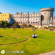 Did you know a century Norman is located right in the heart of - check out Dublin Castle Dublin Castle, Dublin City, Stuff To Do, Things To Do, Visit Dublin, Great Britain, Places Ive Been, Tourism, Mansions