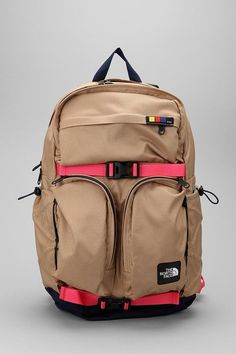 The North Face. #backpack #travel
