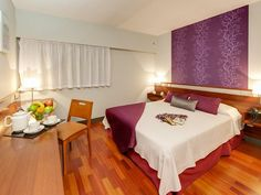 Madrid Hotel Torrejon Spain, Europe Stop at Hotel Torrejon to discover the wonders of Madrid. The hotel offers a wide range of amenities and perks to ensure you have a great time. All the necessary facilities, including facilities for disabled guests, Wi-Fi in public areas, car park, airport transfer, meeting facilities, are at hand. Some of the well-appointed guestrooms feature television LCD/plasma screen, air conditioning, heating, wake-up service, desk. The hotel offers va...