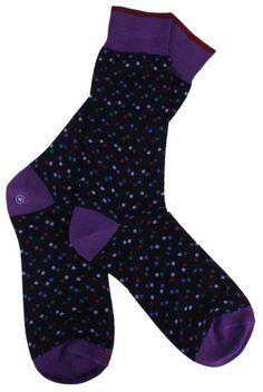 Mens Socks | Duchamp Black Socks | KJ Beckett Only £15.95!