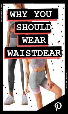 Why you should know Waistdear Sports Wear • Tu Cacheias Improve Posture, Sport Wear, Modeling, Sports, Blog, How To Wear, Hs Sports, Athletic Wear, Sports Costumes