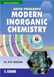 Modern Inorganic Chemistry R D Madan; Chemistry Book Pdf, Chemistry Textbook, Chemistry Notes, Advanced Organic Chemistry, Inorganic Compound, Heavy Water, Steam Distillation, Neuroscience, Modern