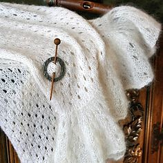 Late Harvest Shawl By Laura Cunitz - Free Knitted Pattern - (ravelry)