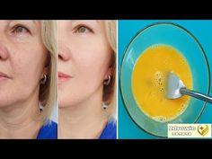 Zmarszczki na twarzy zniknął całkowicie po zastosowaniu tej formuły #jakUsunąćZmarszczki - YouTube Les Rides, The Creator, Make Up, Youtube, Face, Wax, Makeup, The Face, Beauty Makeup