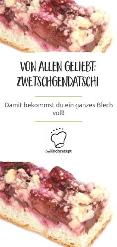 Zwetschgendatschi - New Site Low Fat Cake, Baby Food Recipes, Dessert Recipes, German Baking, Fast Food Items, Un Cake, Sheet Cake Recipes, Kitchen Oven, Summer Cakes