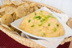 Loaded Cheese Fry Dip.  ☀CQ #party #appetizers