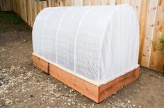 Organic.org: Building a Covered Greenhouse Garden
