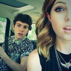 Selfie with the bro, Noah