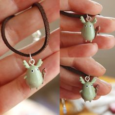 Toko Charm ... Ni No Kuni Inspired . Polymer Clay by TheLittleMew