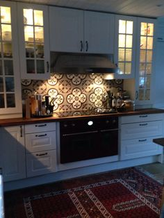 My kitchen with marrakech and oldstyle