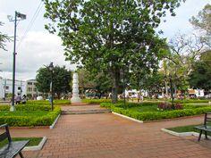 Parque 29 de Mayo - Ocaña - antes
