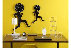 時間は有限だぞ、急げ。とでも言いたげな時計 | roomie(ルーミー)     http://www.roomie.jp/2013/08/99539/?utm_source=antenna