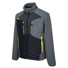 Chaqueta acolchada elástica Baffle DX4 Athletic, Sports, Jackets, Outdoor, Fashion, Zippers, Padded Jacket, Work Wear, Clothes Shops