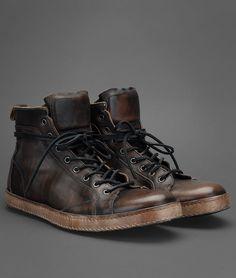 Artisan Lace Sneaker | John Varvatos