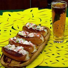 Lobster Roll Mario Batali