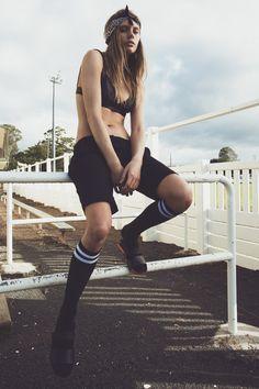 MODEL CITIZEN photography: nat lanyon   ∆   model: caroline wilson @Elly Kohs models/viviens models concept + styling: amanda shadforth   ∆   assistant: bella rose