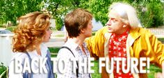 Back to the future #gif