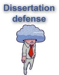 Don't fumble and stumble during your defense. Some tips to fight the dissertation defense battle without sounding like a nervous wreck! Call 1-877-323-4707.