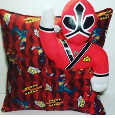 Check out this item in my Etsy shop https://www.etsy.com/listing/258397202/power-ranger