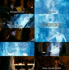 Edmund and Peter, one of my favourite scenes.
