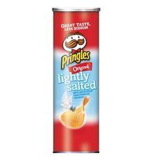 Pringles Lightly Salted Original Potato Crisps, 5.5 Oz., 14 Pack Pringle Flavors, Potato Crisps, Water Tower, Jun, Cravings, Walmart, Salt, Potatoes, Packing