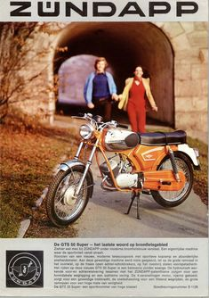 Old Bikes, Cars And Motorcycles, Motorbikes, Racing, Ads, Vehicles, Mopeds, Germany, Feelings