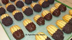 Greek Sweets, Greek Desserts, Greek Recipes, The Kitchen Food Network, Amaretti Cookies, Mini Cupcakes, Biscotti, Food Network Recipes, Oreo