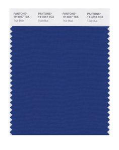 Pantone Smart Swatch 19-4057 True Blue