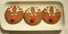 Joulupukin punanenäiset porot valmiina joulun viettoon! - by Iina -- #Piparkakku #Joulu #Gingerbread #Christmas #PipariBattle2013 sarja 2D
