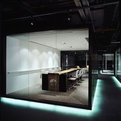 Dark dark - Ogilvy & Mather - Beijing - Robarts Interiors and Architecture