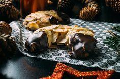 Himmlische Vegane Mandelhörnchen – The Green Chocolate