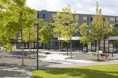 Bildergebnis für Central Plaza  Cooperative Housing Katzenbach
