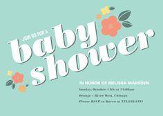 Her Baby Shower - simplytoimpress.com