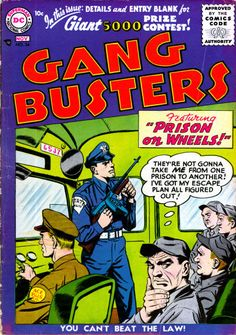 Gang Busters #54